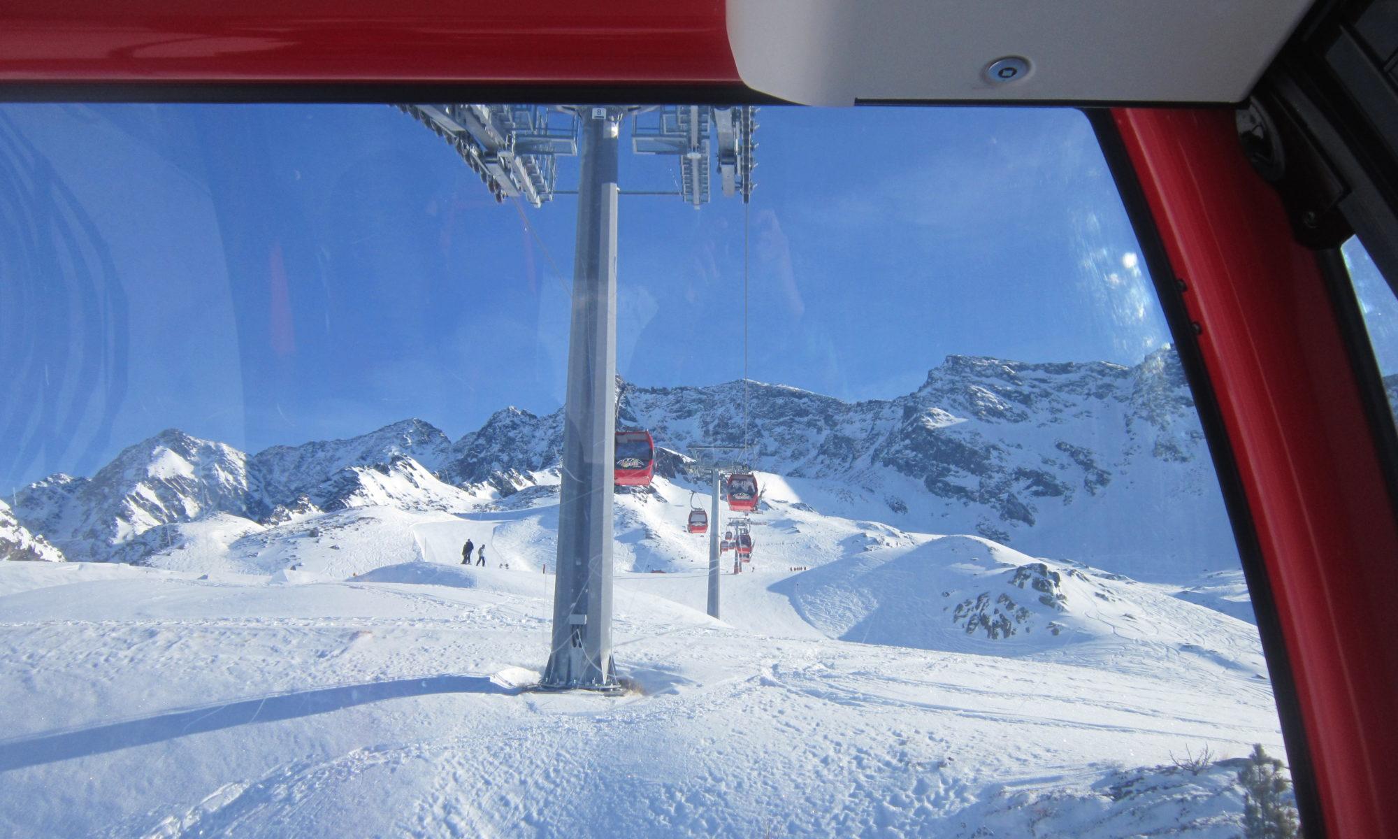 Schneesportfahrt 2018