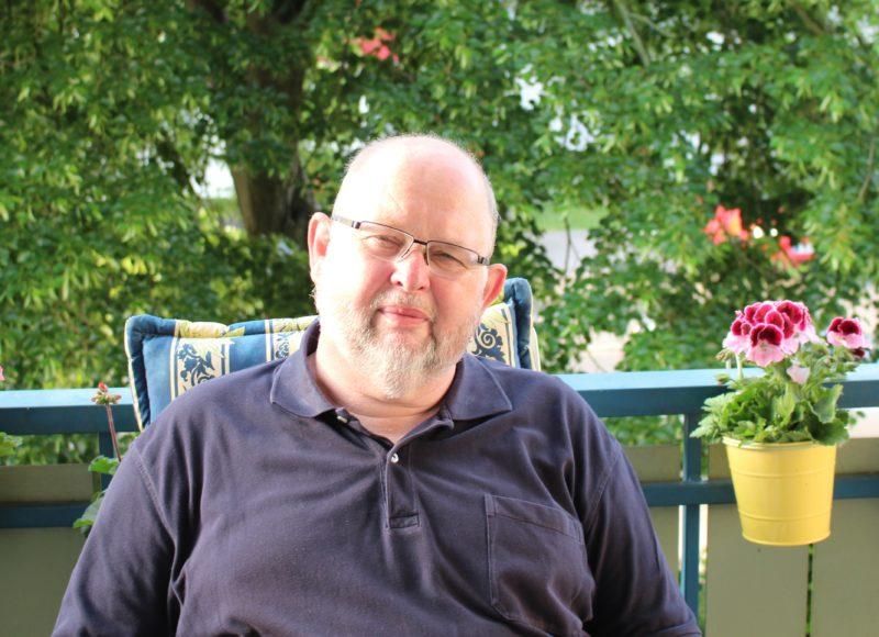 Herr Zurwehn und Herr Schmidt - ein Leben für die Märkische Schule