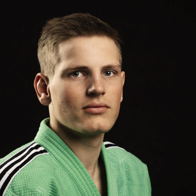 Lukas (Abitur 2018) ist erfolgreicher Judoka